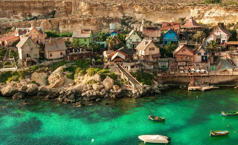 malta popeye village traveltherapists