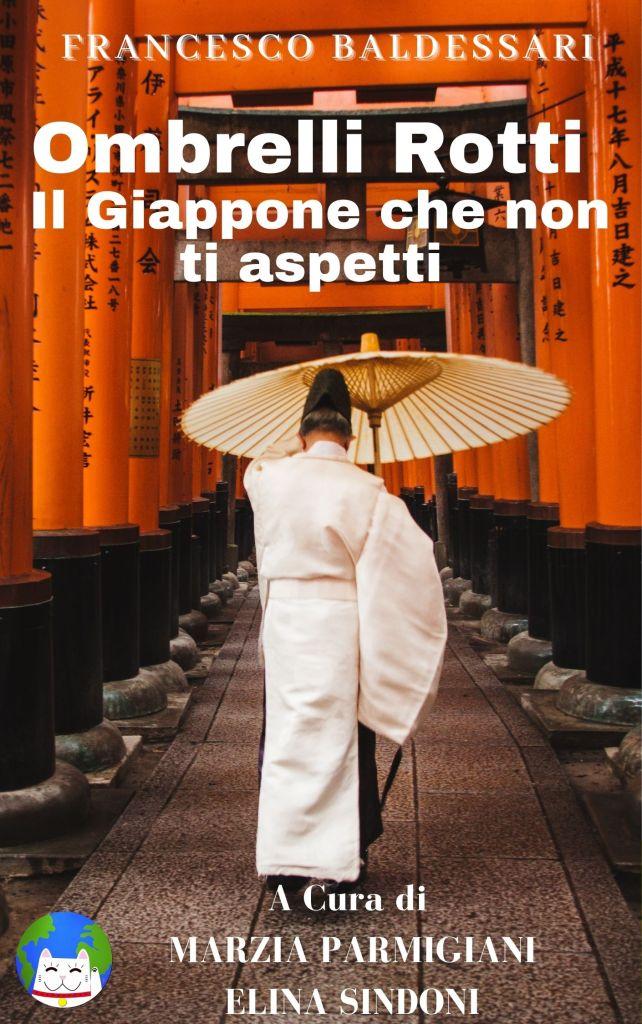 un ebook con copertina con foto del giappone parla della storia del Giappone e degli aspetti più interessanti