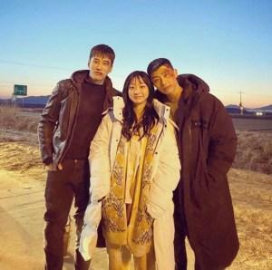 itaewon class traveltherapist. location cast attori