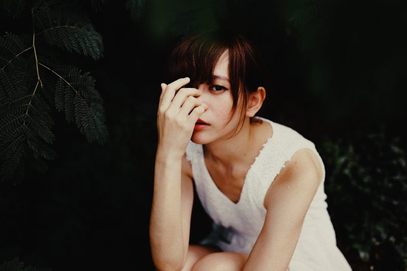 ragazza tokyo triste