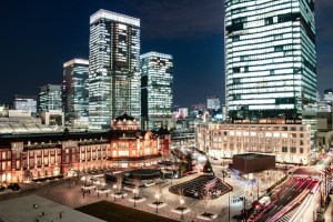 tokyo station di notte traveltherapists