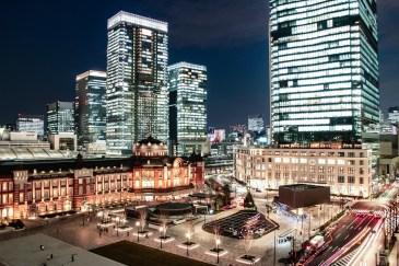 tokyo station di notte traveltherapists
