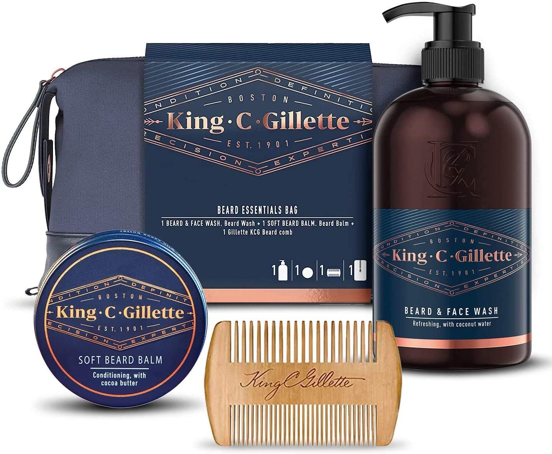 set per la cura della barba ottimo e ottimo rapporto qualità/prezzo