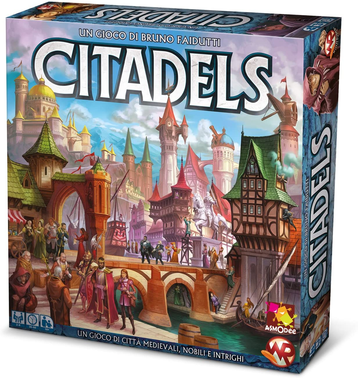 gioco da regalare durante la quarantena Citadels