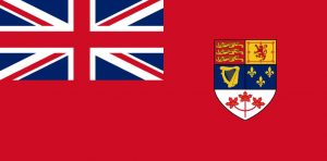 bandiera traveltherapists. canada red ensign