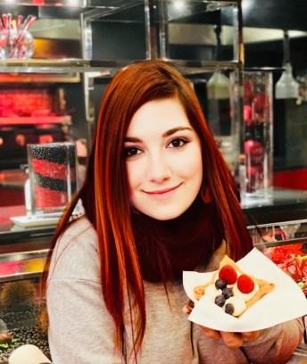 elina panetteria bakery tokyo top 6 forni giappone con torta di frutta a shibuya Ristoranti a Tokyo per celiaci gluten free. blog giappone miglior blog di viaggio il mio viaggio in giappone traveltherapists