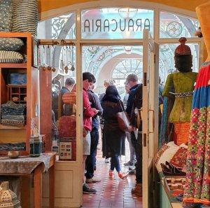 entrata araucaria shop camden town traveltherapists