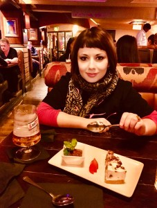 londra traveltherapists leicester square chiquito marzia con dolce a cena
