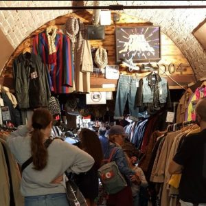 time tunnel vintage shop camden town traveltherapists