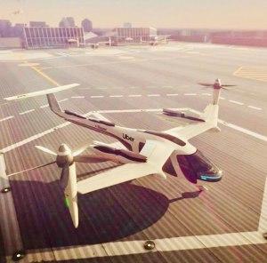uber air uber elevate hyundai flying taxi traveltherapists VTOL34