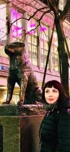 Dove è stato girato Alice in Borderland Tutte le location del drama giapponese hachiko statue shibuya