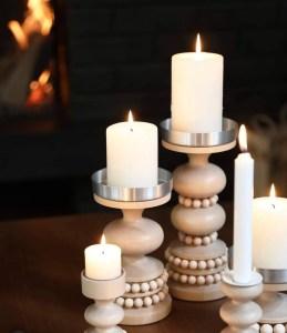 candelabri aarikka gioielli legno traveltherapists finlandia