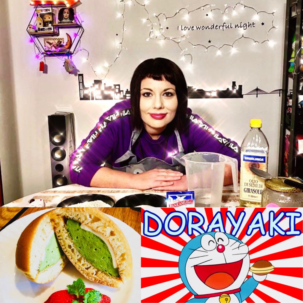 dorayaki ricetta giapponese traveltherapists doraemon storia dolci giappone