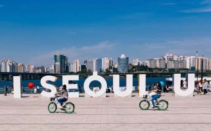 seoul hangang park Differenze fondamentali Giappone e Corea del Sud