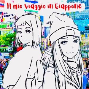 marzia parmigiani elina sindoni il mio viaggio in giappone traveltherapists cartoon manga