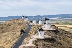 panorama consuegra mulino sancho traveltherapists don chisciotte ruta don quijote