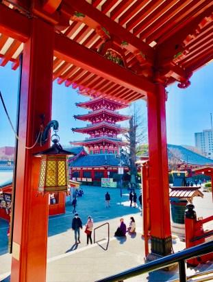 akani shu torii il mio viaggio in giappone traveltherapists Storia e significato dei colori in Giappone  miglior blog di viaggio
