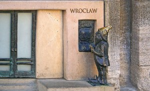 wroclaw gnomi traveltherapists polonia