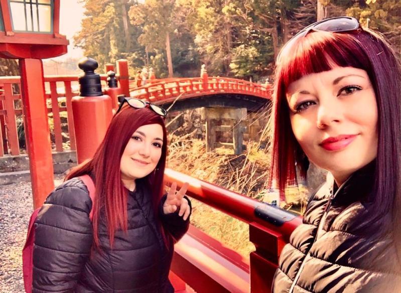 Kamibashi nikko Il Mio Viaggio In Giappone miglior blog di viaggio traveltherapists