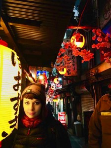 dove mangiare a Tokyo il mio viaggio in Giappone traveltherapists izakaya marzia golden gai