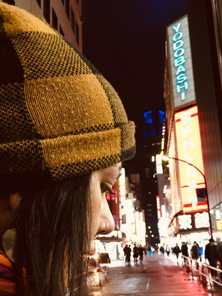 il mio viaggio in giappone traveltherapists marzia parmigiani nihonbashi tokyo