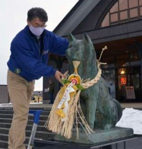 Festa del buon cuore di Hachiko statua odate 8 marzo il mio viaggio in Giappone traveltherapists