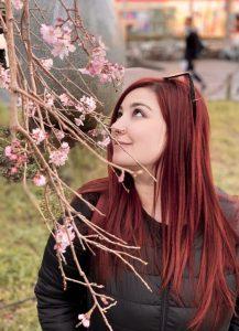 il mio viaggio in giappone traveltherapists tokyo hanami 2021 elina sakura