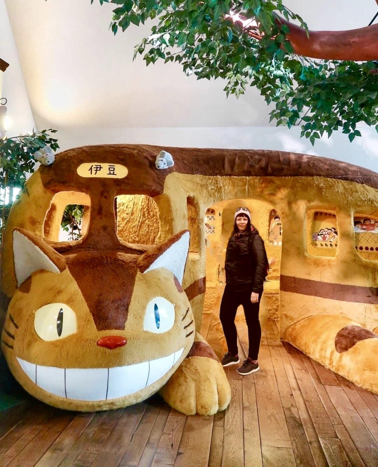 izu Teddy Bear Museum traveltherapists il mio viaggio in giappone nekobus marzia