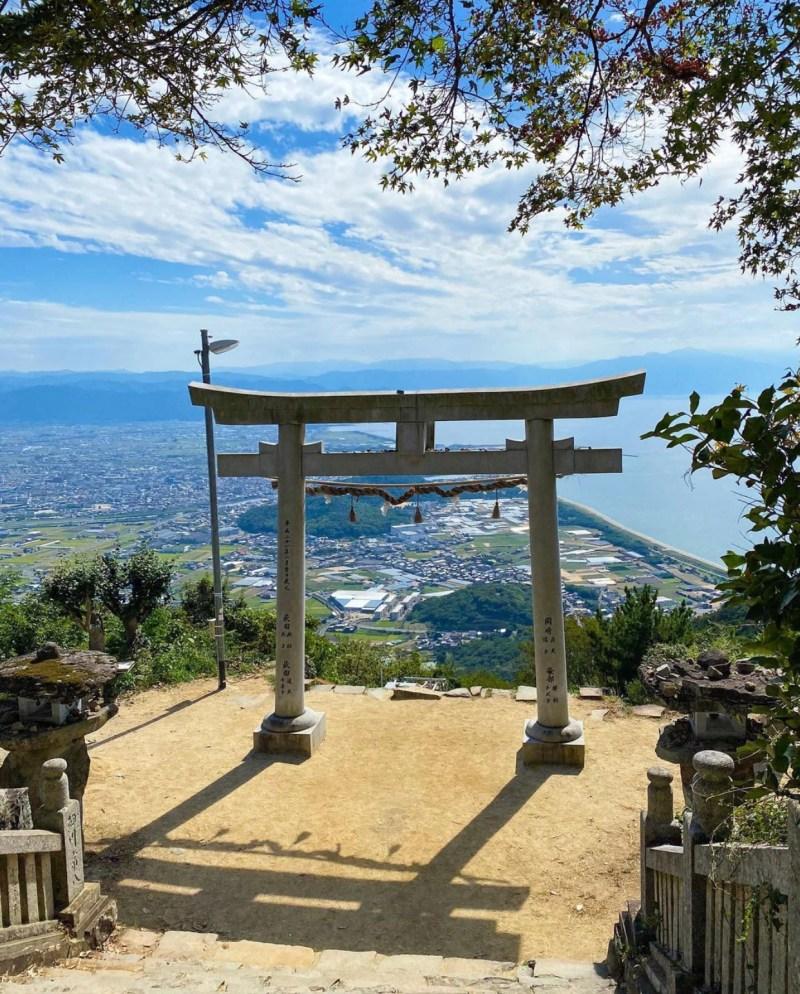 traveltherapists il mio viaggio in giappone Santuario di Takaya Kagawa