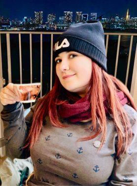 Nomadi digitali in Giappone elina all'Hilton di Odaiba