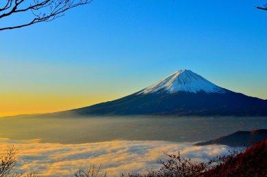 nuvole cielo fujisan il mio viaggio in giappone traveltherapists miglior blog di viaggio.