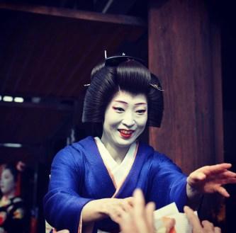 maiko giapponese Cose che non sai sulla geisha