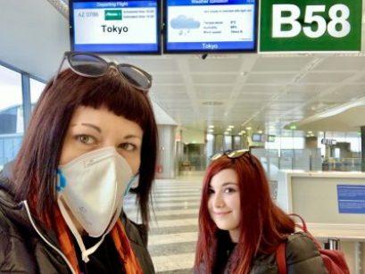 malpensa marzia elina japan airlines il mio viaggio in giappone traveltherapists miglior blog di viaggio Passaporti vaccinali per viaggiare in Giappone