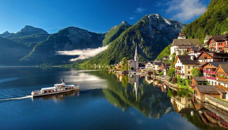 scenario hallstatt austria