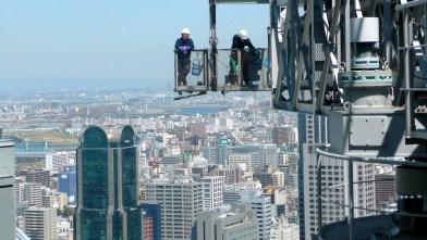 grattacielo muratori osaka Lavorare in Giappone il mio viaggio in giappone traveltherapists miglior blog di viaggio blog giappone