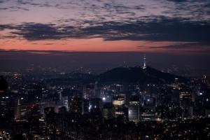 panorama di seoul di notte Cose da non fare in un viaggio in Corea del Sud