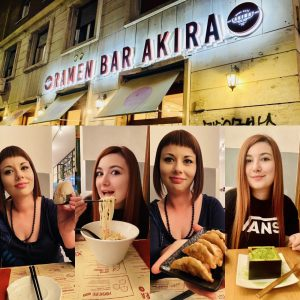 Akira Ramen Bar Roma copertina elina ramen bar akira ramen deluxe il mio viaggio in giappone traveltherapists