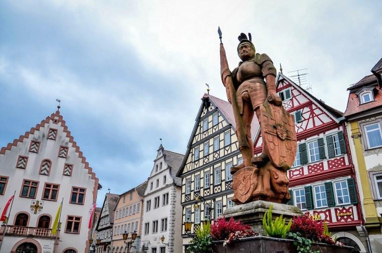 Germany's Romantic Road - Bad Mergentheim