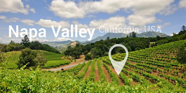 Alternative Honeymoon Spot - Napa Valley, California