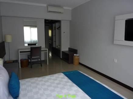 A review of the 2 bedrrom suite at sanur Paraise Plaza Suites