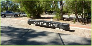 Discovering Crystal Cave on a day trip to Yanchep National Park Perth, Western Australia