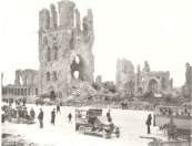 Ypres 1919 after the war