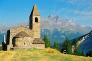 church alps