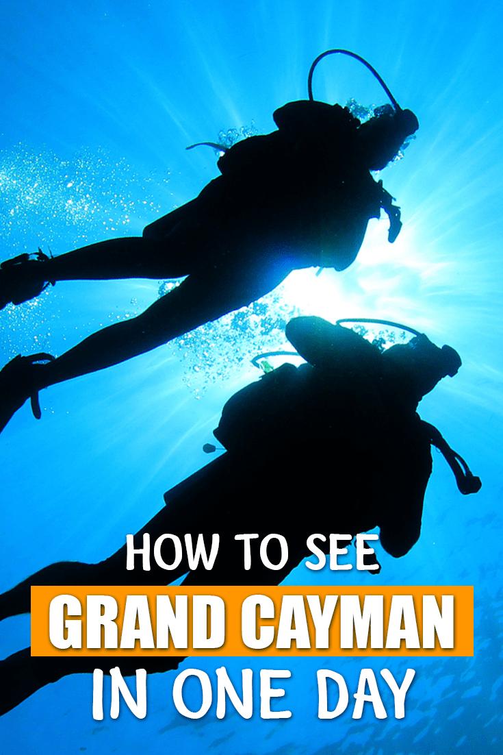 Cayman Islands Travel Guide Book
