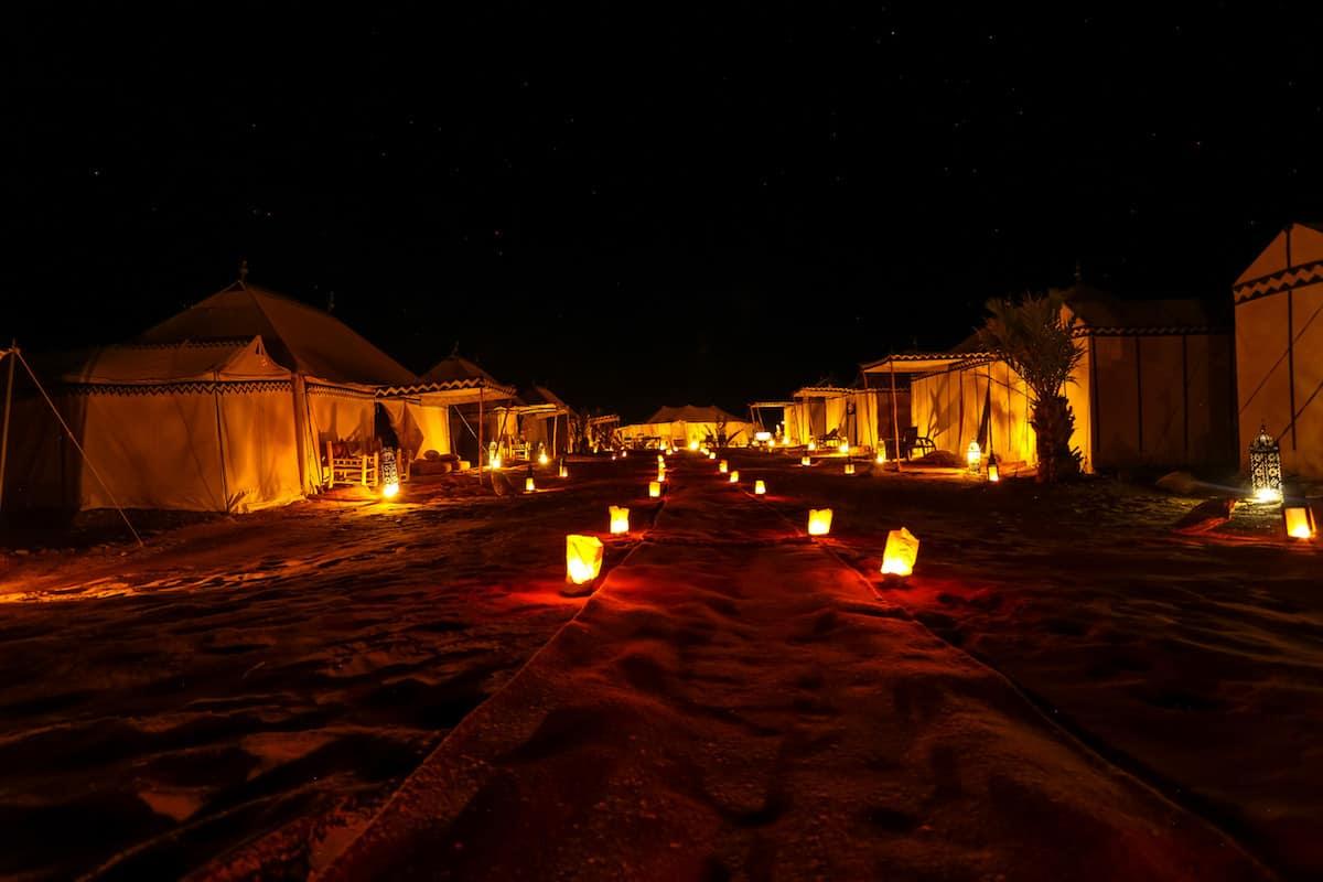 [Arte vivo] En la orilla del Nilo   Privado Desert-11-1
