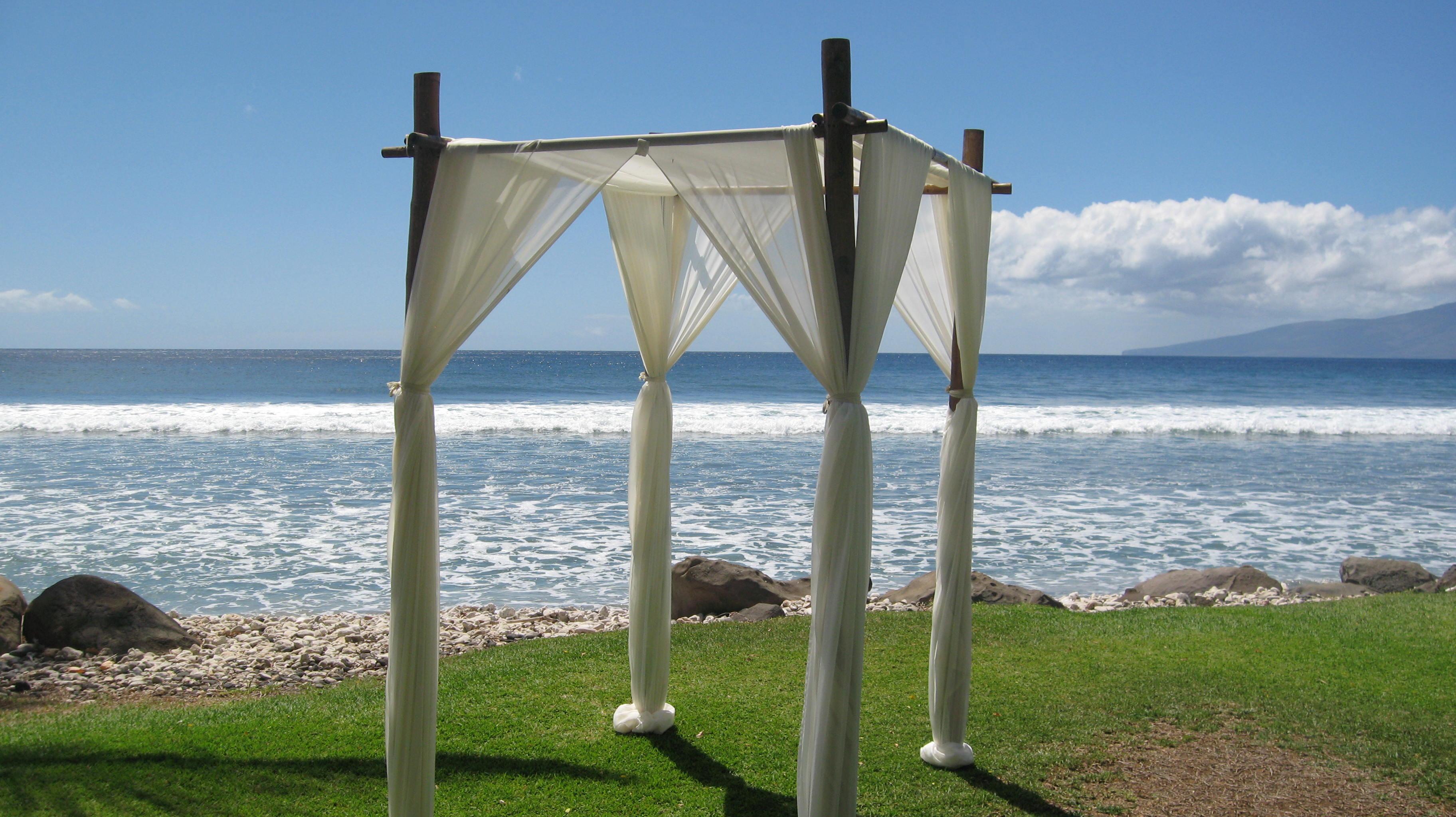 wedding chair covers hawaii amazon kneeling traveltomaui's blog   just another wordpress.com weblog