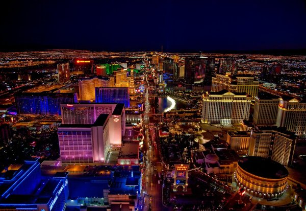 The Luxury Life of Las Vegas
