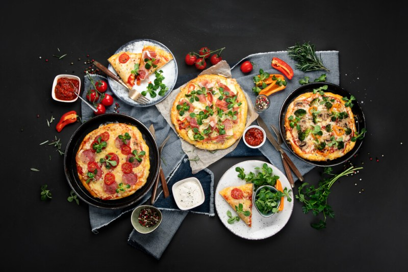 Itlain pizza price