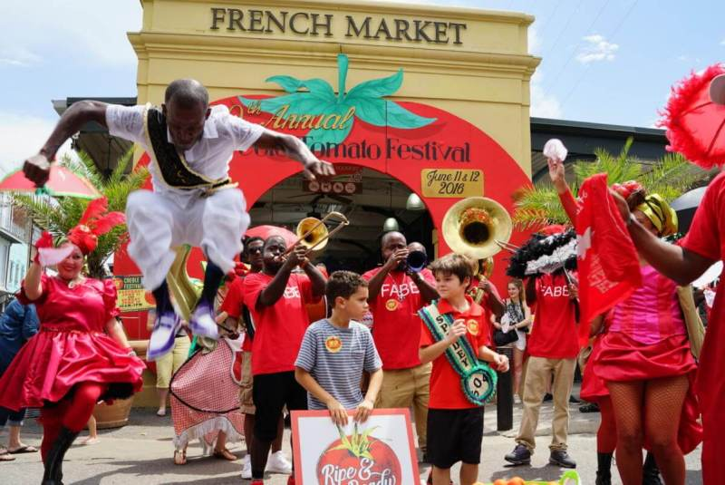 New Orleans Events in may