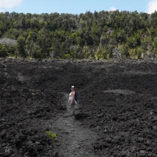Kilauea Volcan Big island hawaii road trip usa travel blog voyage travel to the moon and back traveltothemoonandback